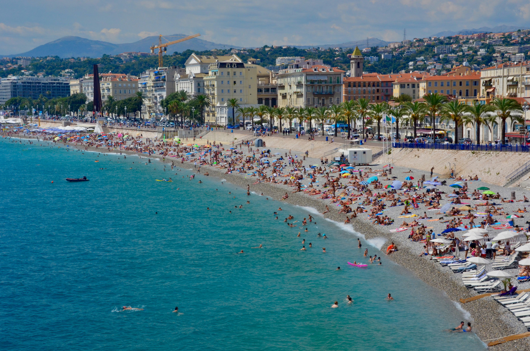 Is it possible to backpack in southern france for Travel south of france