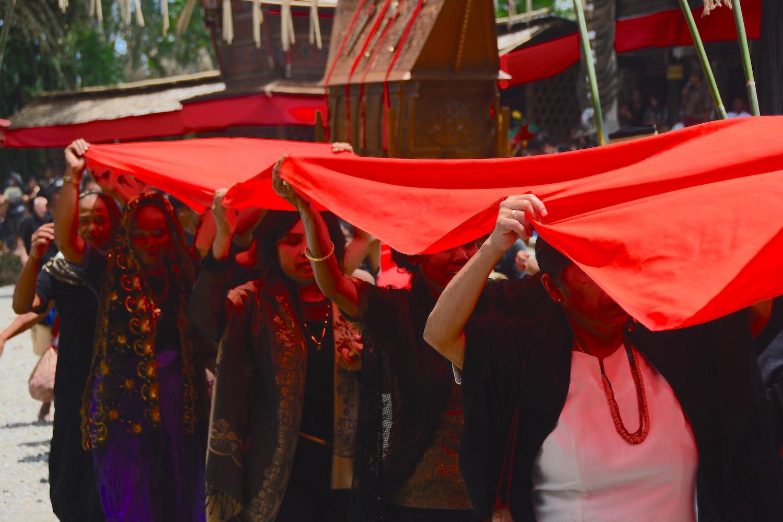 Tana Toraja Death Ritual