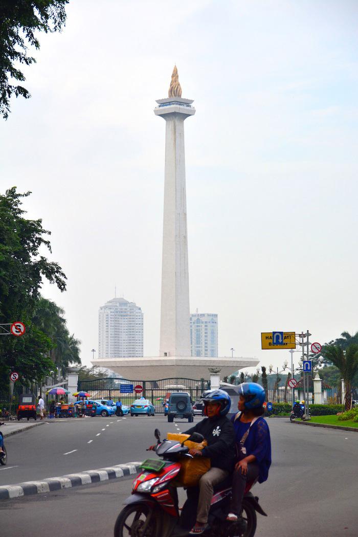 Indonesia National Monument Jakarta