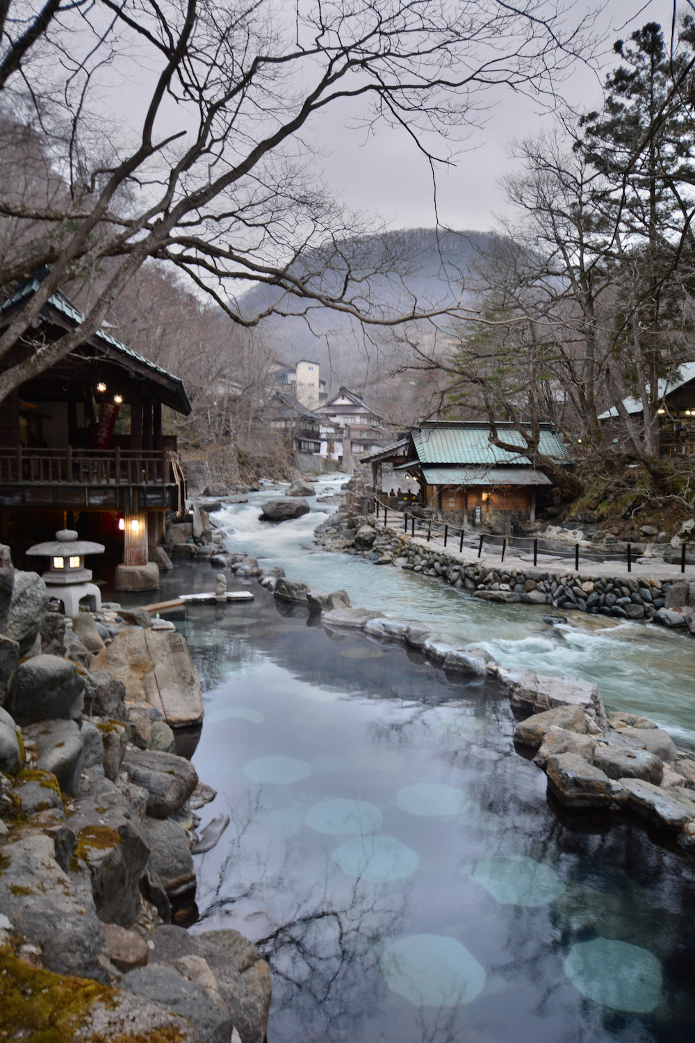 Is This The Best Onsen In Japan
