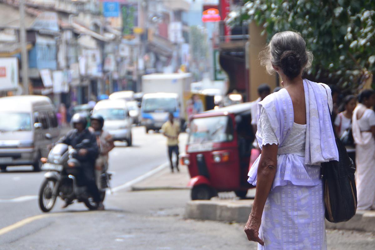 Kandy street scene