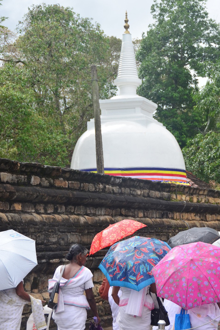 Stupa in Kandy