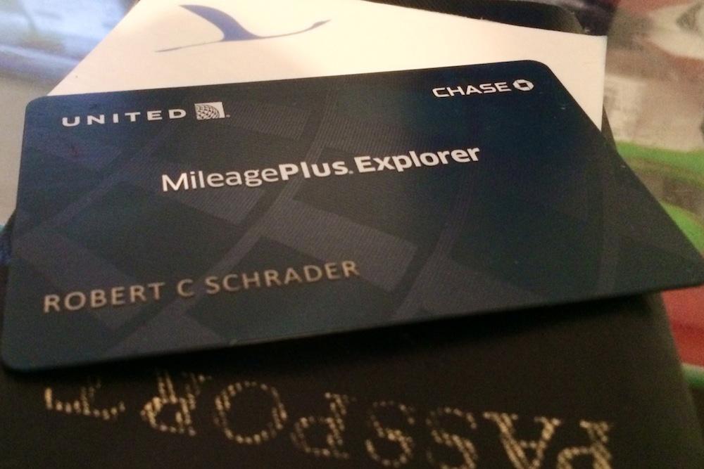 United Mileageplus Card Rental Car Insurance