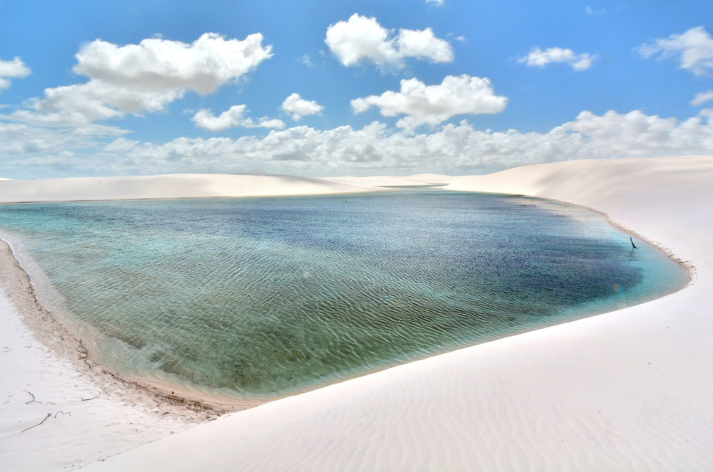 Brazil's Lençóis Maranhenses National Park Will Blow You Away…..