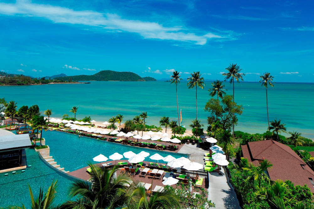 Thailand Honeymoon Hotel