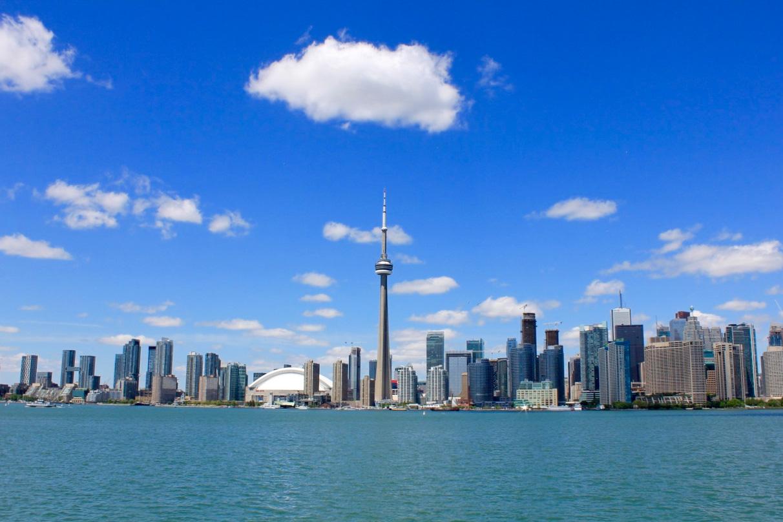 Toronto, CA Skyline