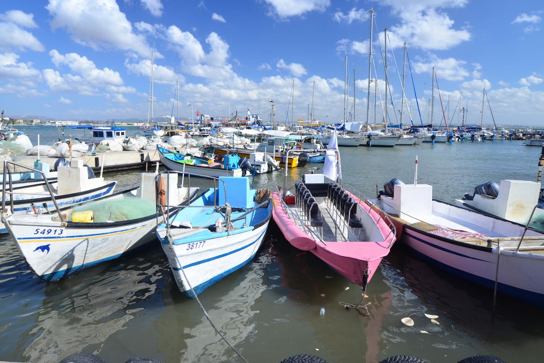 Tel Aviv Acre Marina