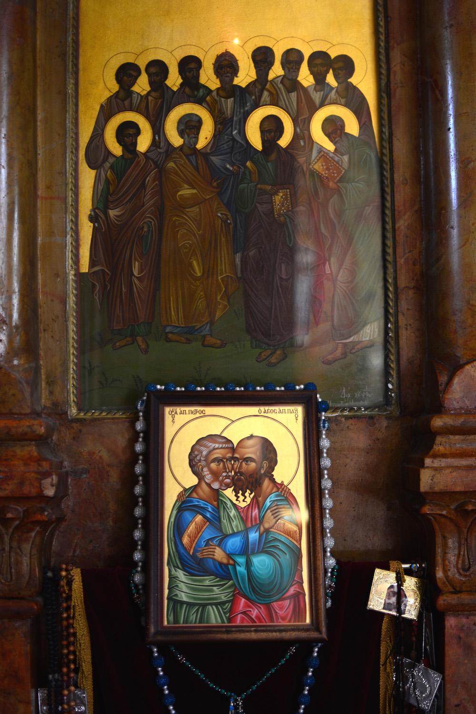 Greek Orthodox Church at Capernaum