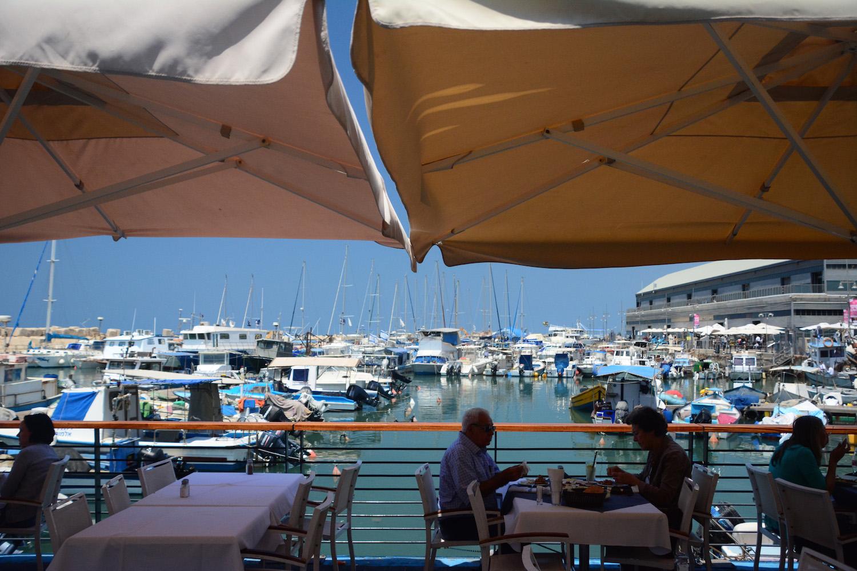 Jaffa, Israel Yacht Harbor