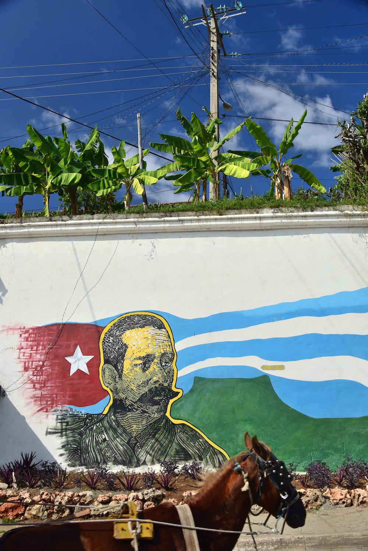 Cuba travel pictures street art