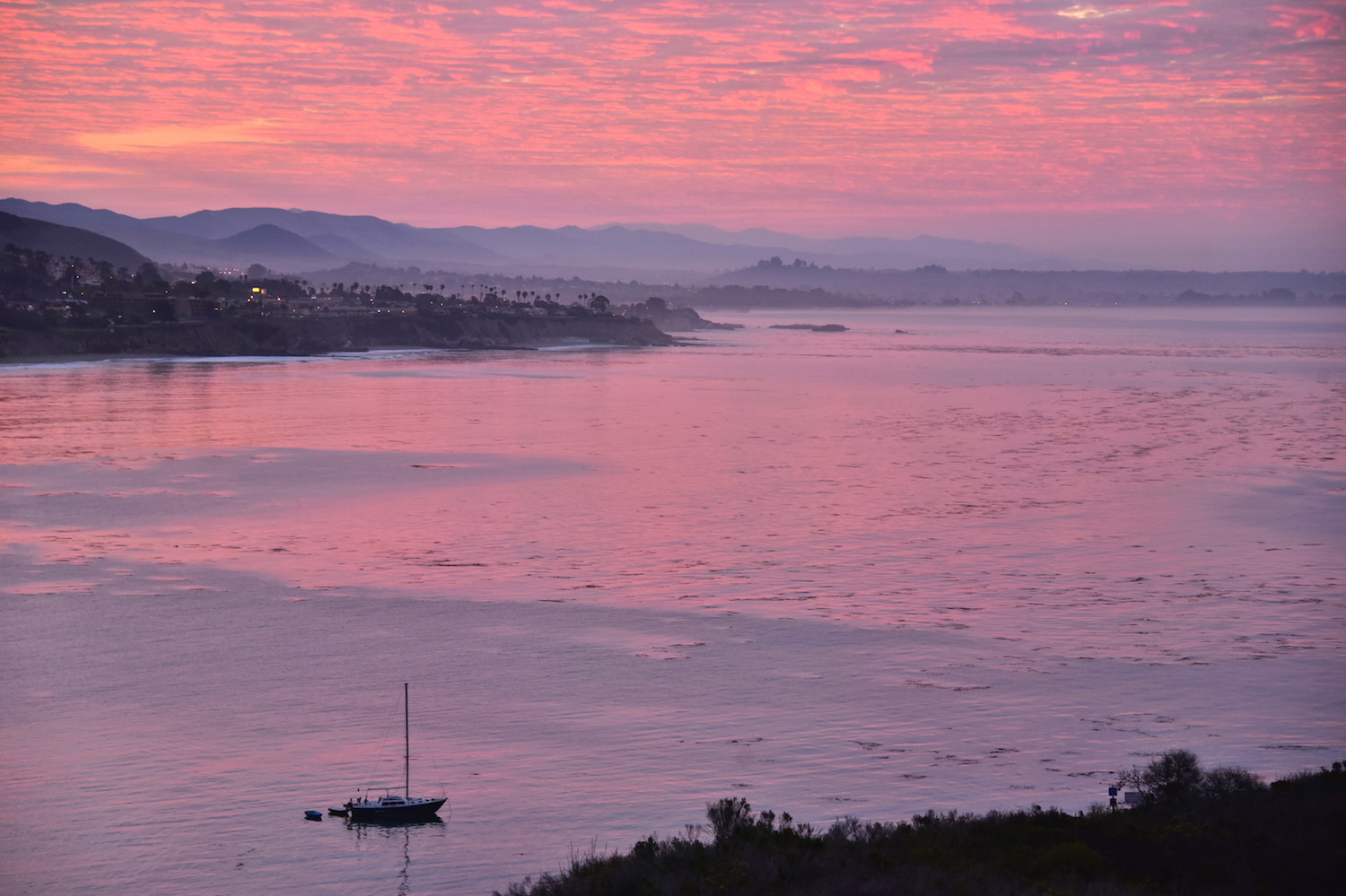 Sunrise in Pismo Beach, CA