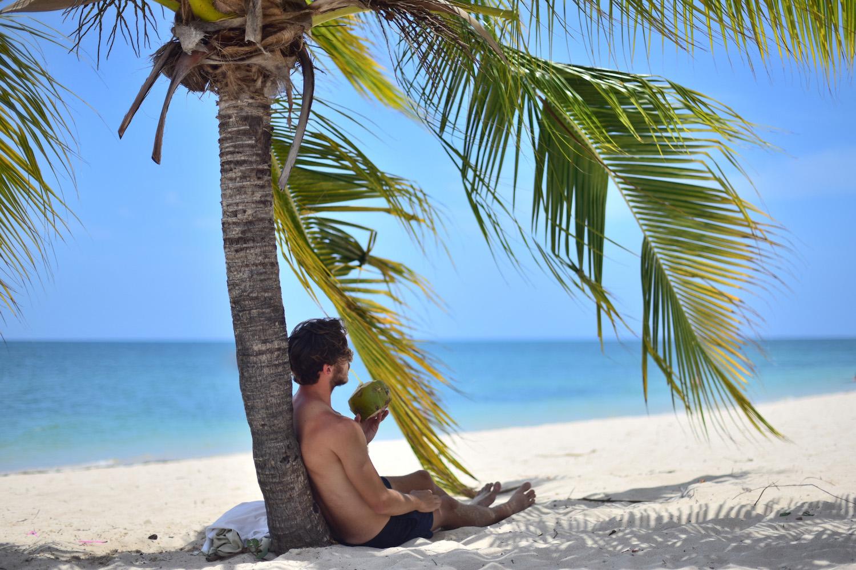 Robert Schrader in Cuba