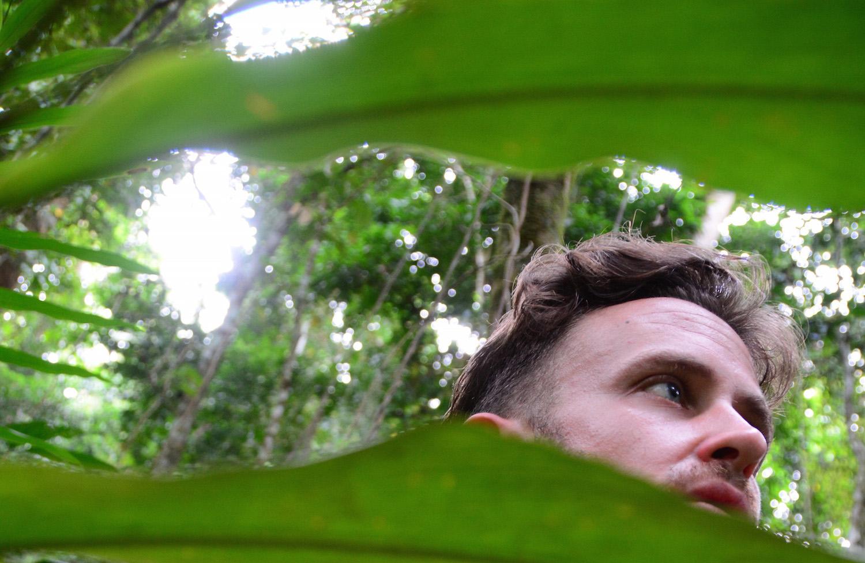 Borneo travel blogger