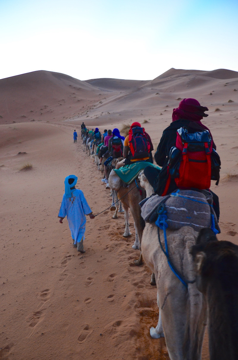 Marrakech Deserst Tours and Sand Dunes