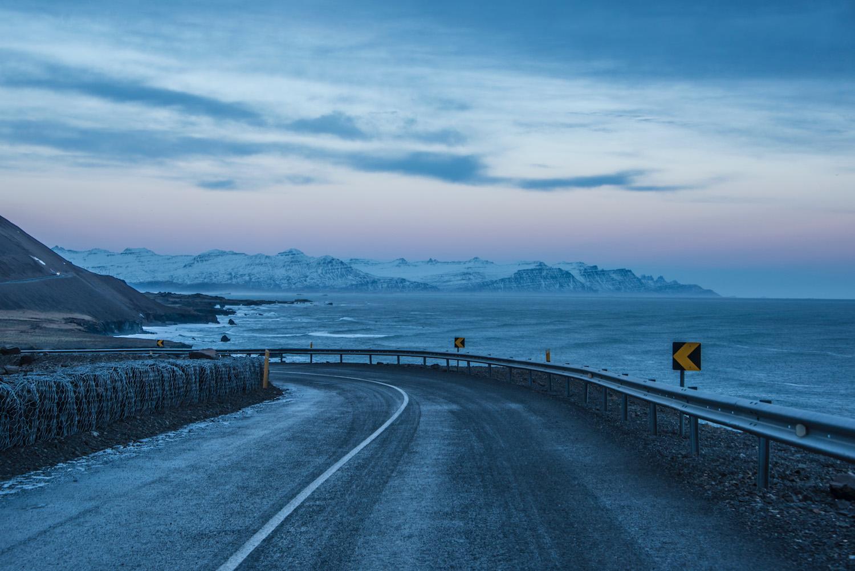 Iceland road trip East Fjords