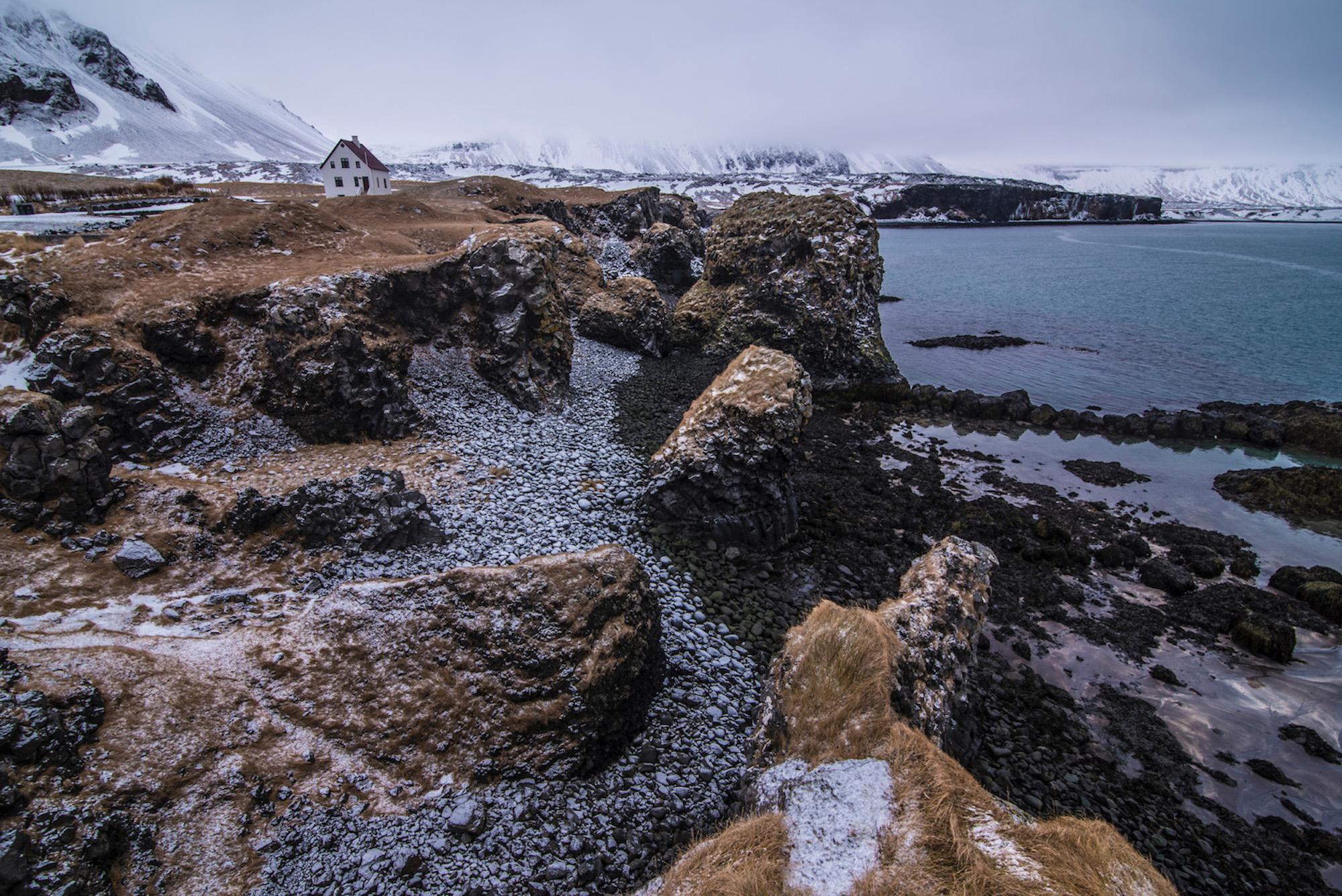 Arnarstapi Iceland road trip