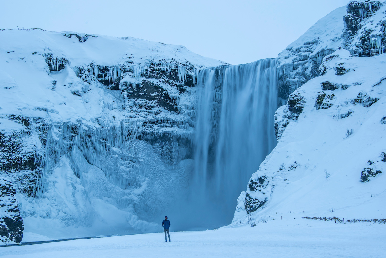 Iceland road trip Skógafoss