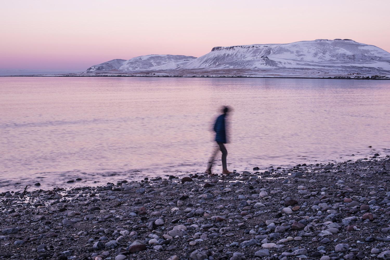 Arctic Beach Iceland road trip
