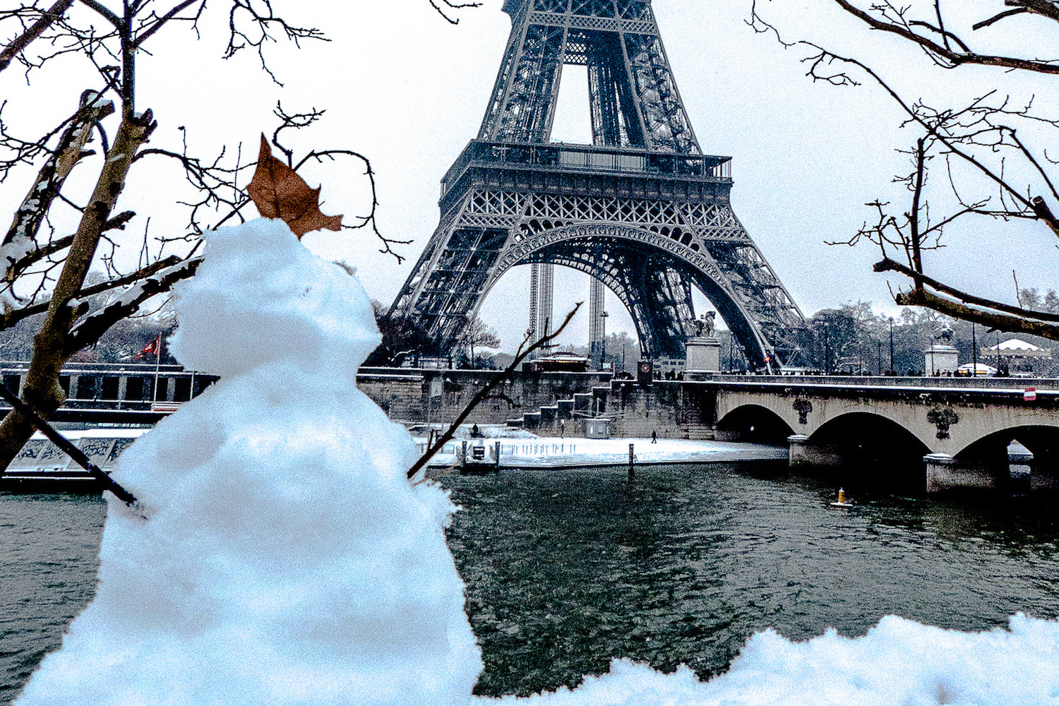Why You Should Head to France This Winter