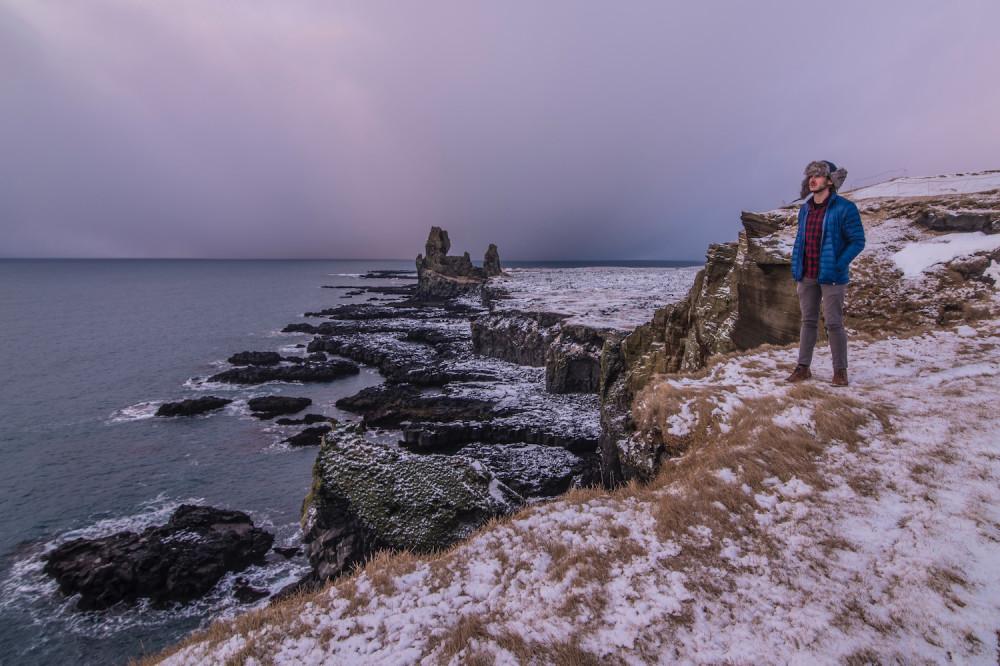 Robert-Schrader-Iceland-Selfie