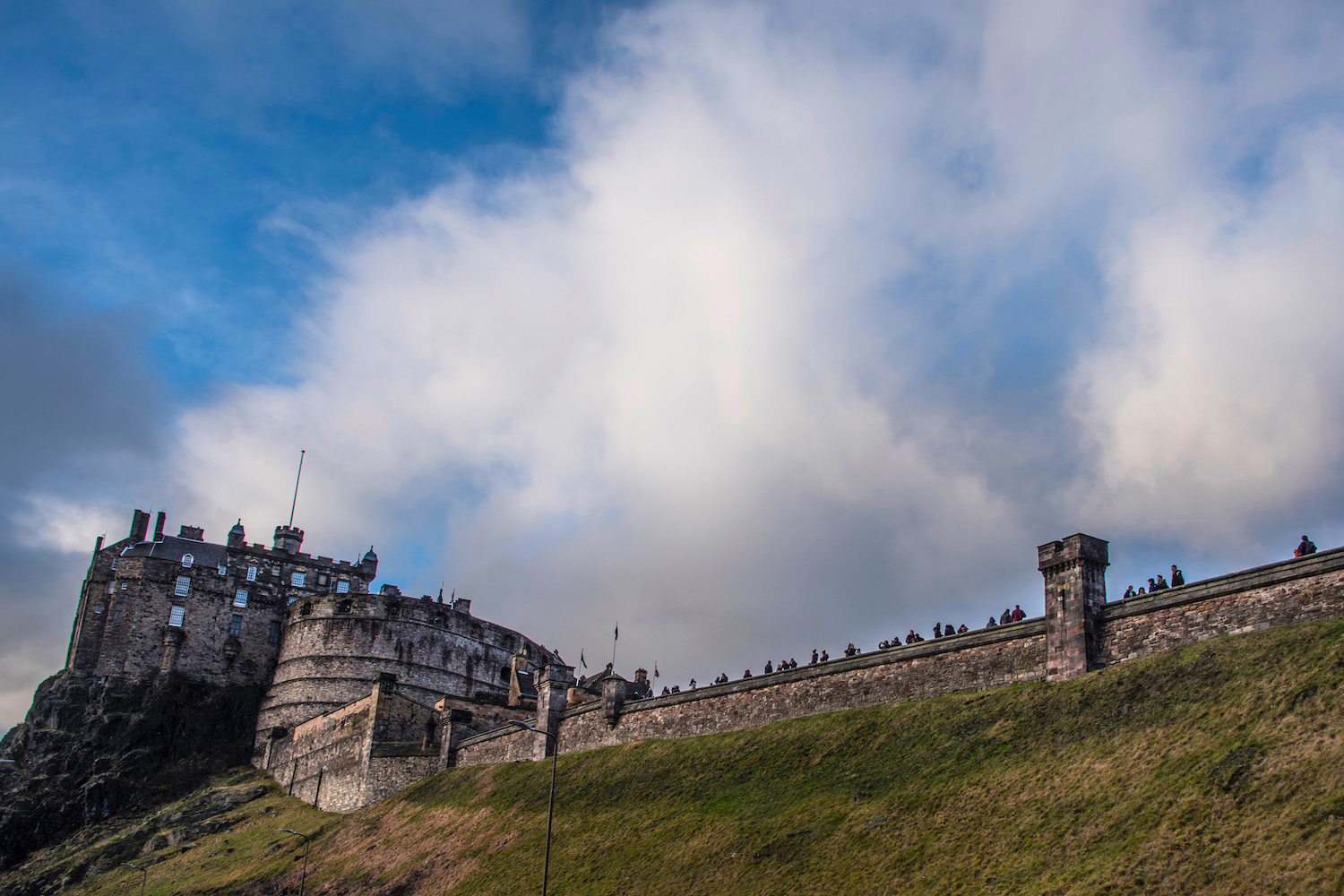 Edinburgh, For Festivals, Castles & Lunch with Nessie