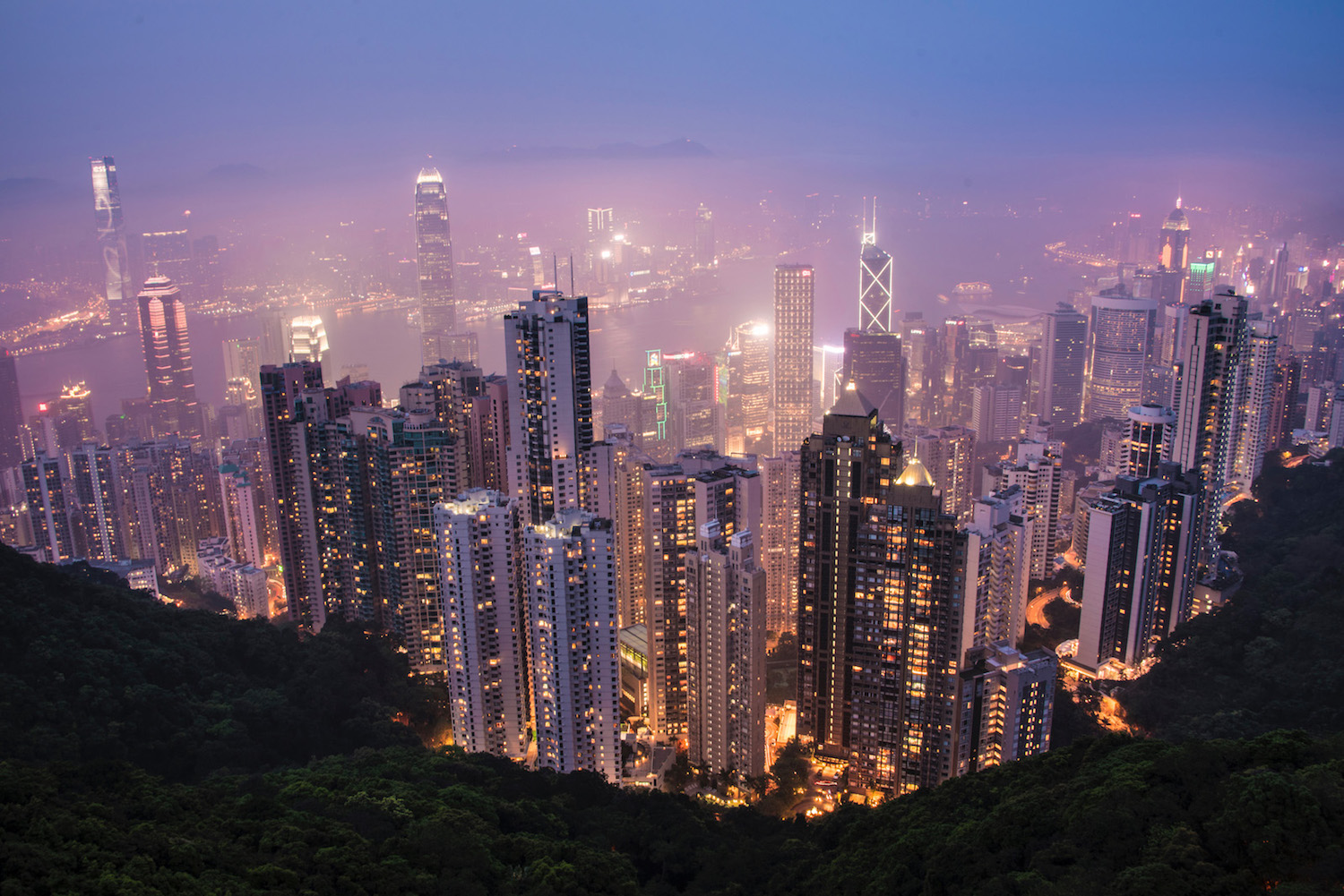 30 Pictures That Will Make You Want to Visit Hong Kong