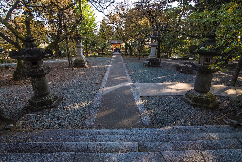 Japan travel pictures of Erinji Shrine