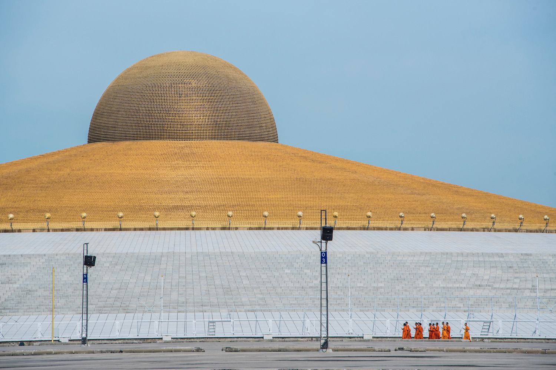 Bangkok UFO Temple