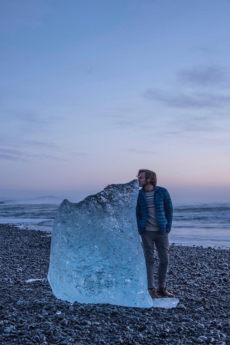 Iceland S Diamond Beach