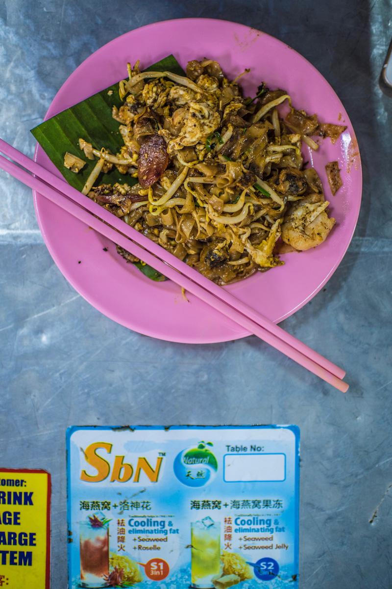 Penang Malaysia street food