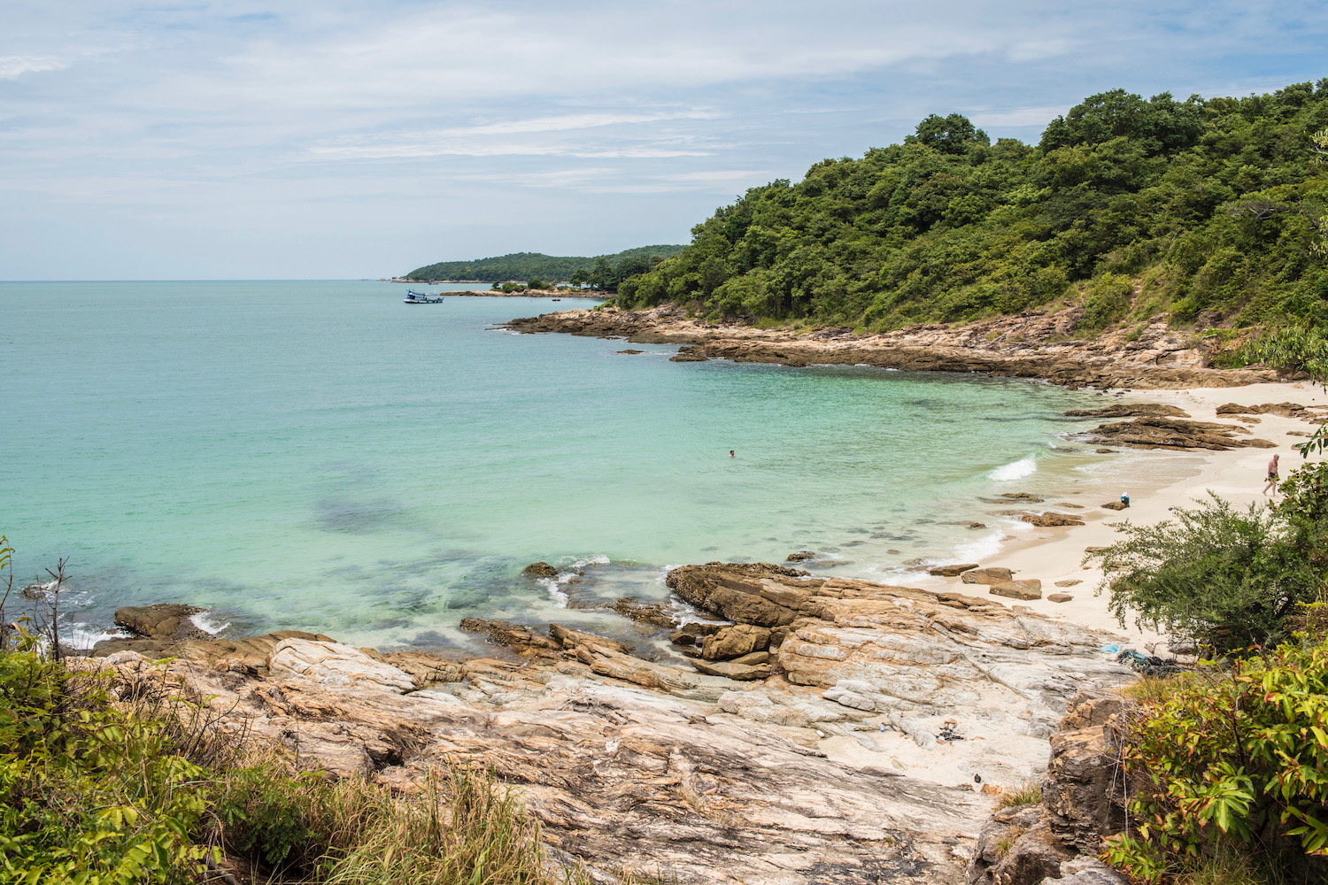 Koh Samet in Thailand, Koh Samet in Thailand for beaches and relaxation time