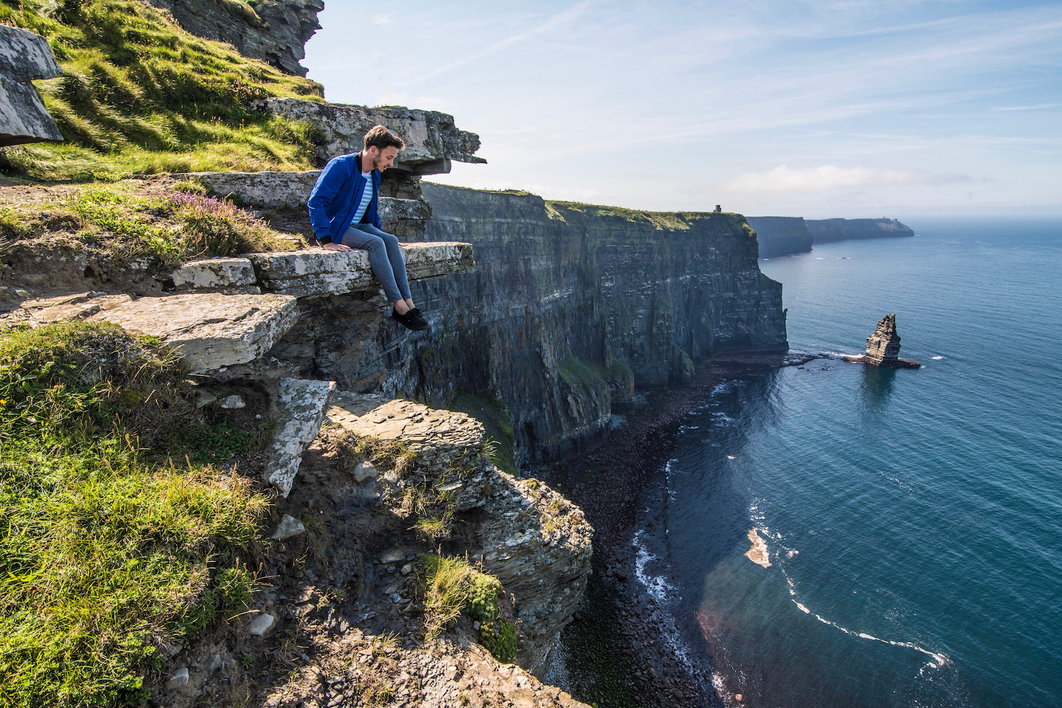 How to Take the Ultimate Road Trip Along Ireland's Wild Atlantic Way