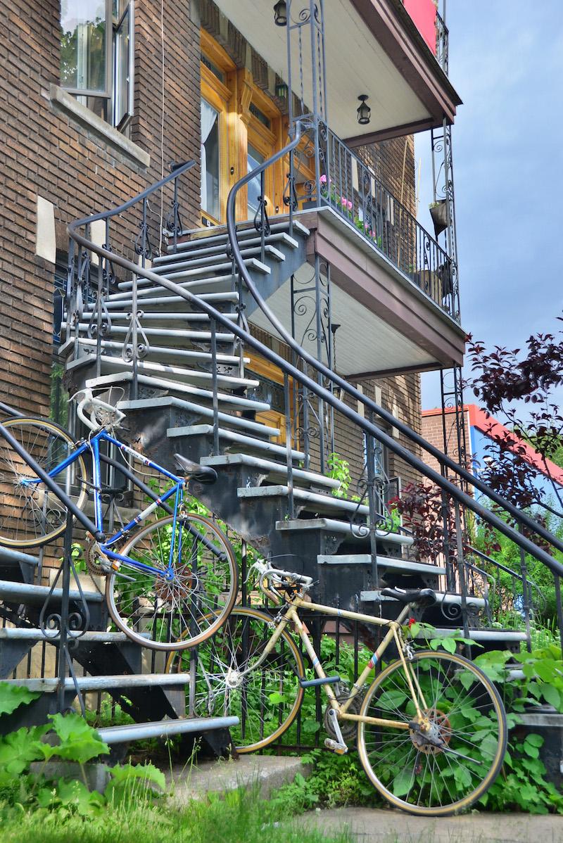 Montréal Row House