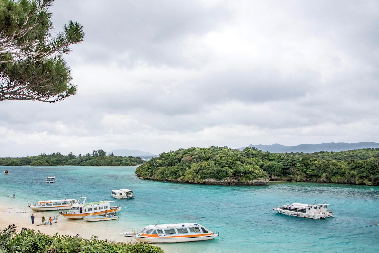 Ishigaki Japan Kabira Bay