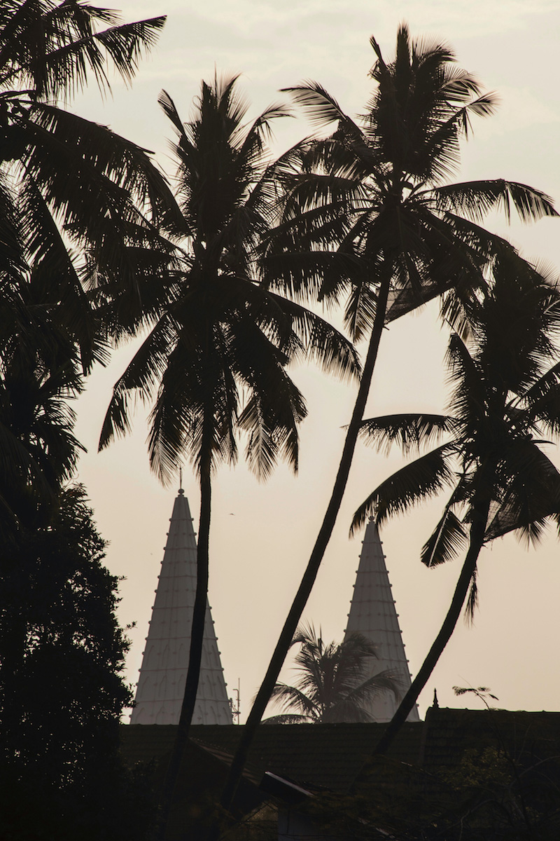 Catholic Church in Kochi, India