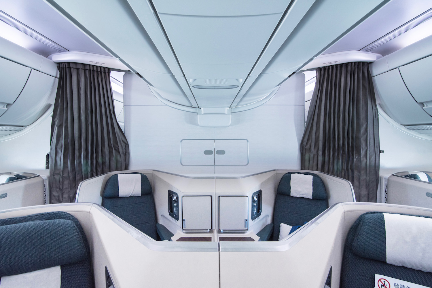 REVIEW: Cathay Pacific Business Class from Vancouver to ...