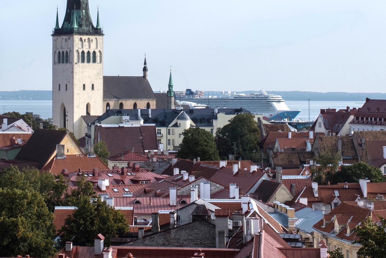 Helsinki Tallinn Ferry