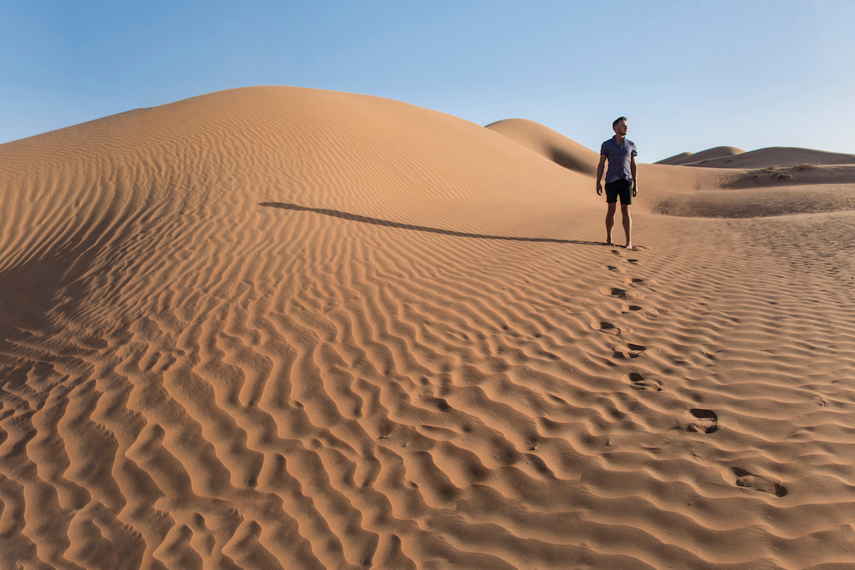 Robert Schrader in Oman