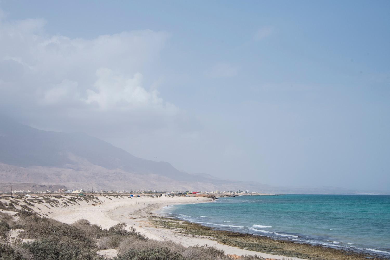 Muscat Beaches