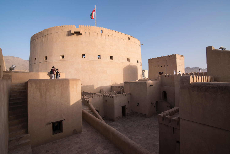 Visit Oman in 2021