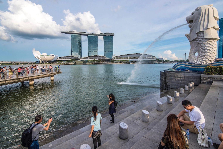 Spellbinding Singapore