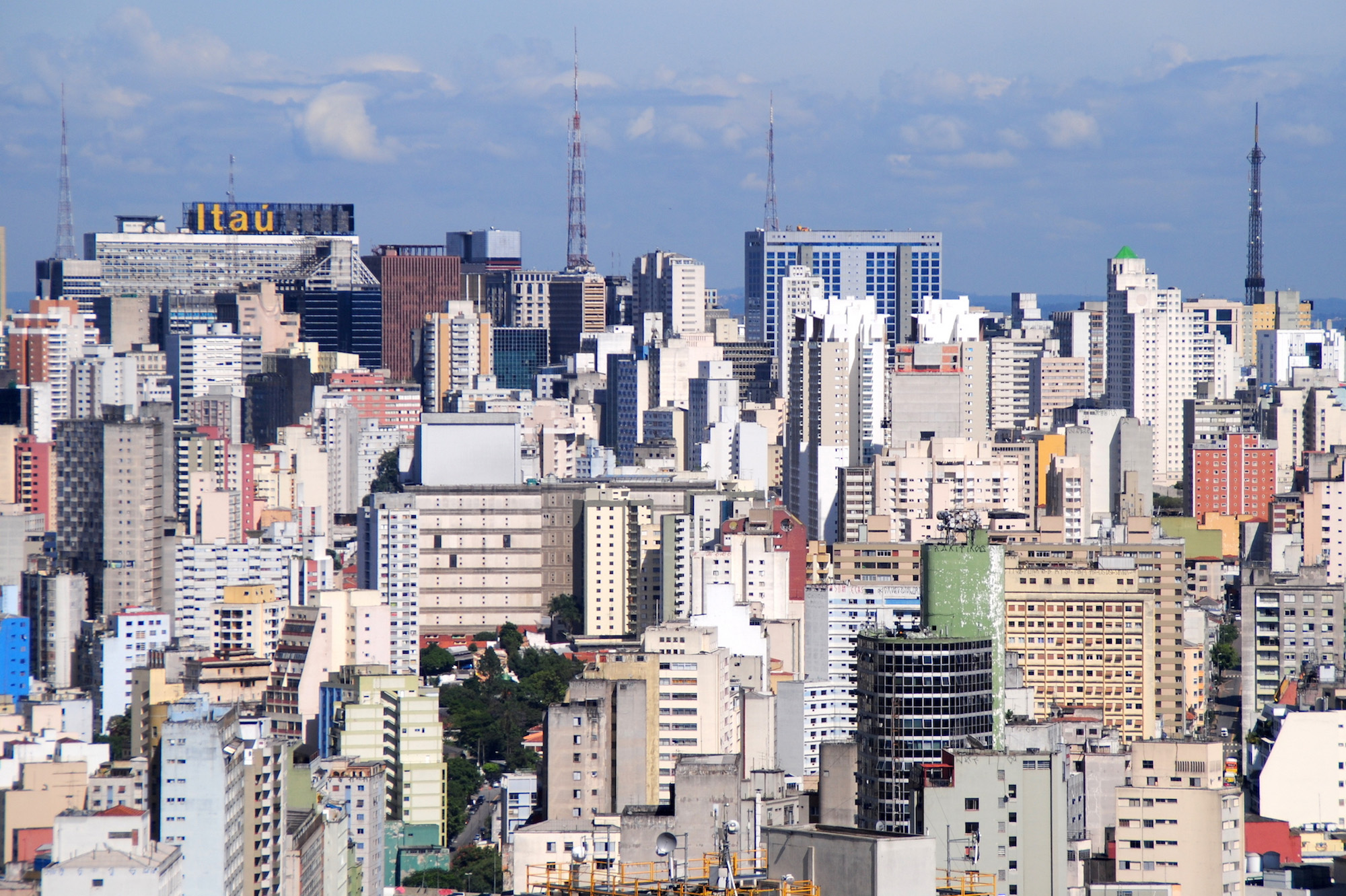 3 days in São Paulo, Brazil