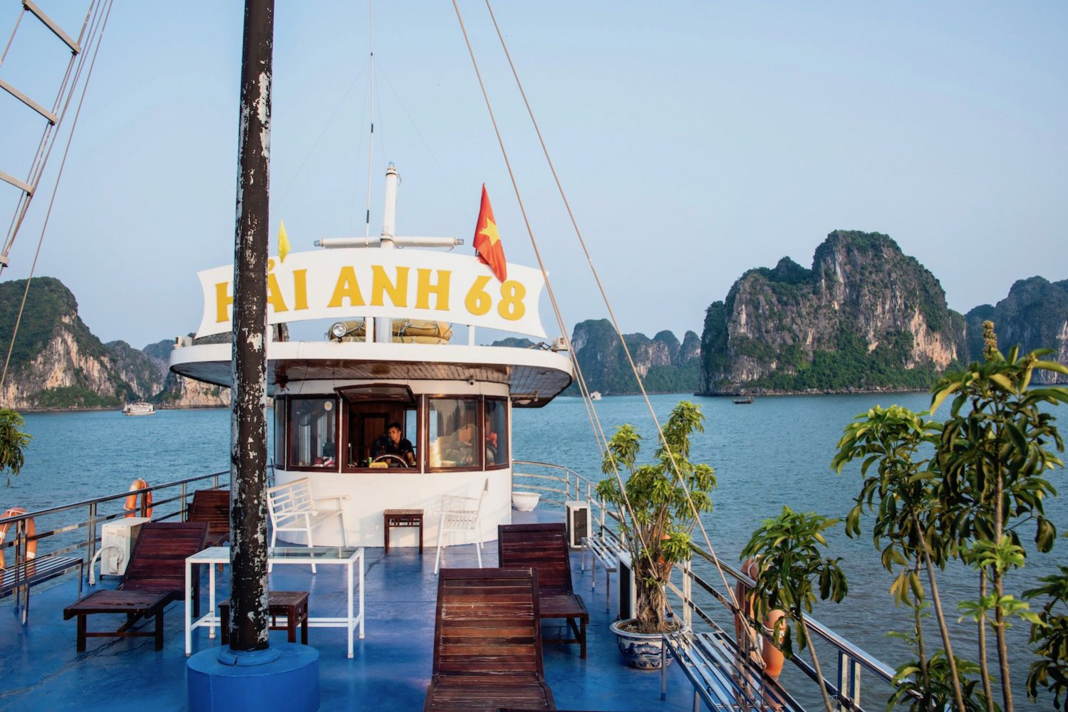Halong Bay for Fancy Folks