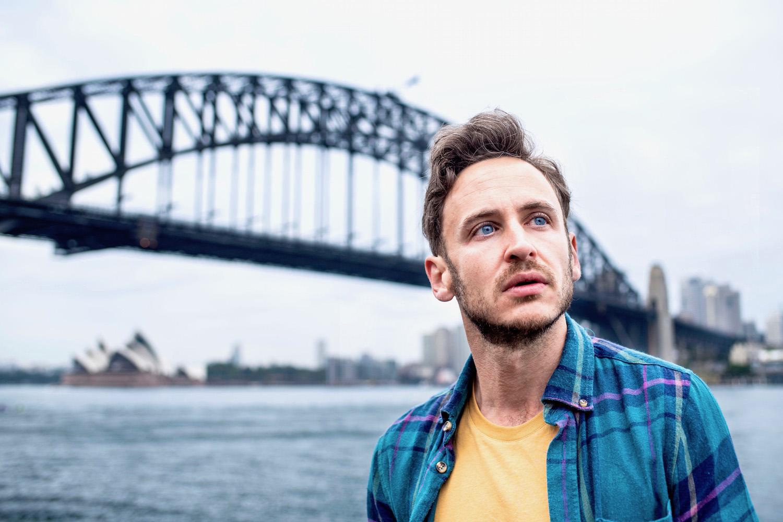 Robert Schrader in Sydney, Australia