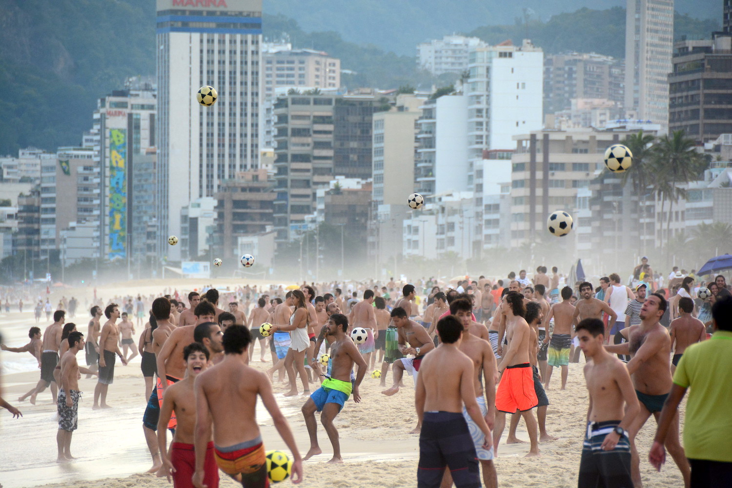 Sports Tourism in Brazil