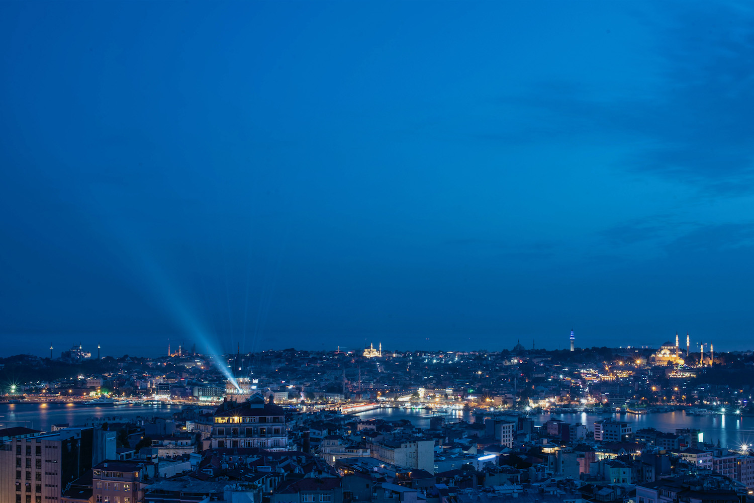 Best view of Istanbul