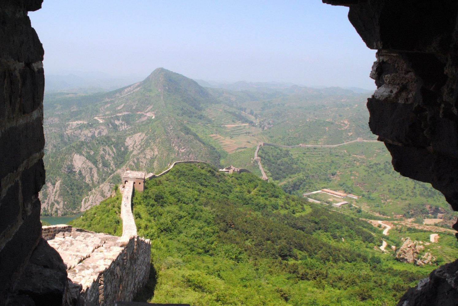 The Greatest Great Wall Trips