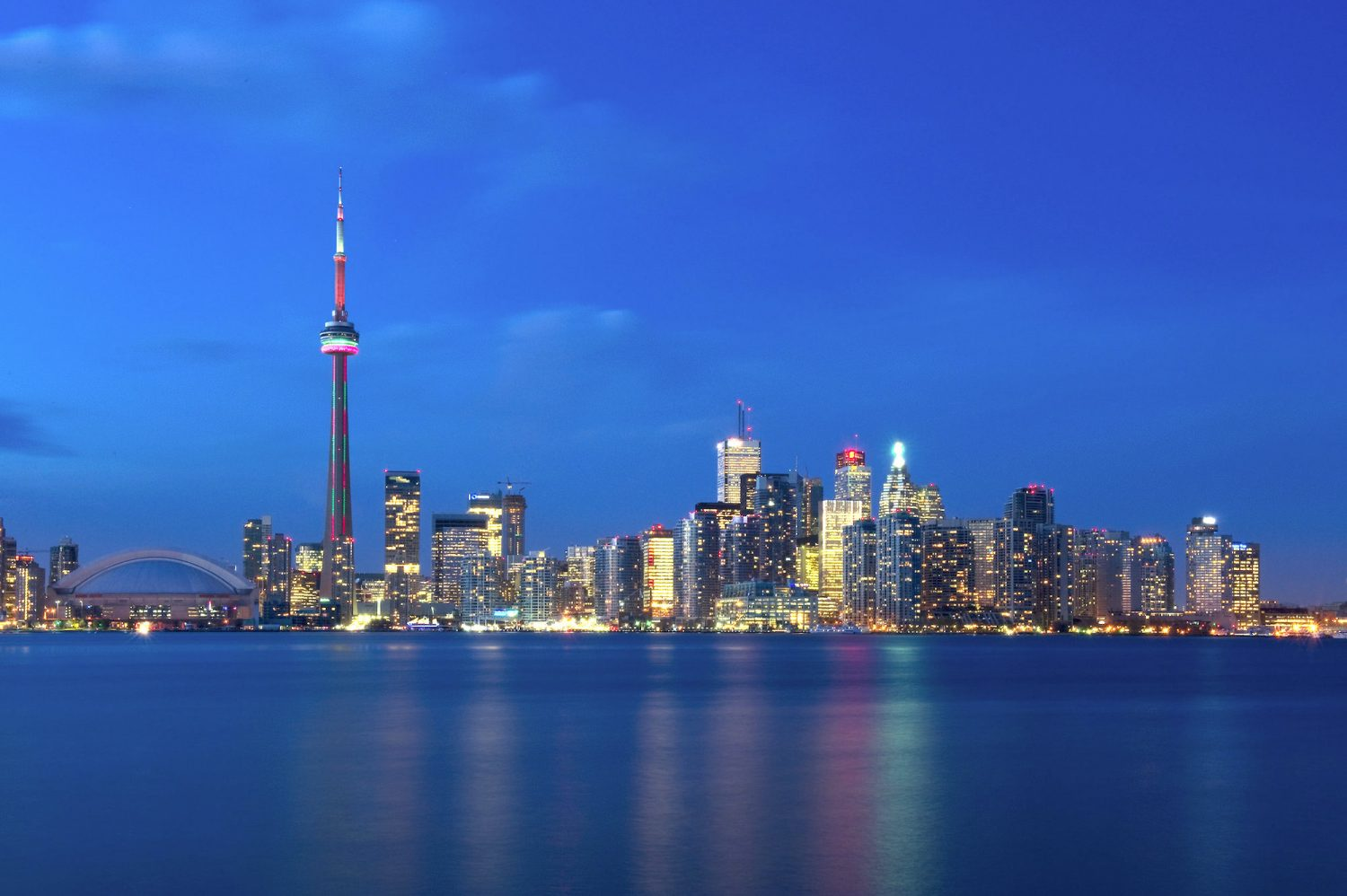 The Many Faces of Toronto